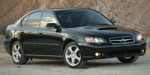 2006 Subaru Legacy Sedan 2.5 GT Ltd