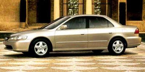 1998 Honda Accord Sedan EX