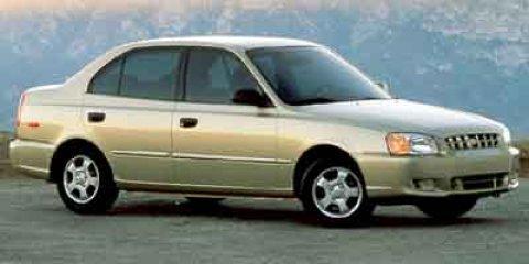 2002 Hyundai Accent GL
