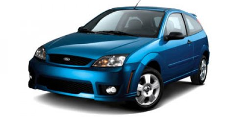 2007 Ford Focus 3dr Cpe SES