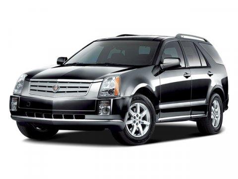 2008 Cadillac SRX RWD