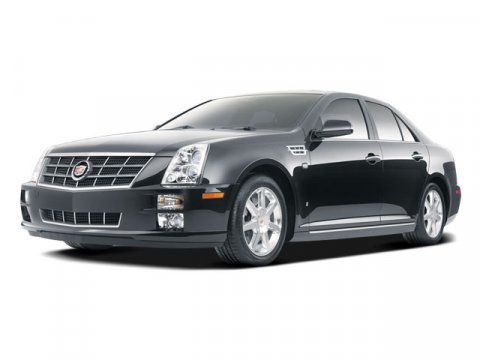 2008 Cadillac STS AWD with 1SB