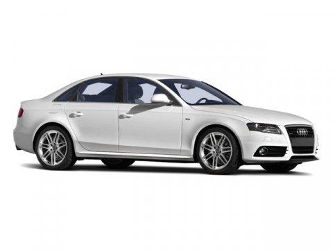 2009 Audi A4 2.0T Prem Plus