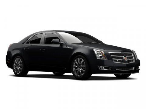 2009 Cadillac CTS AWD with 1SB
