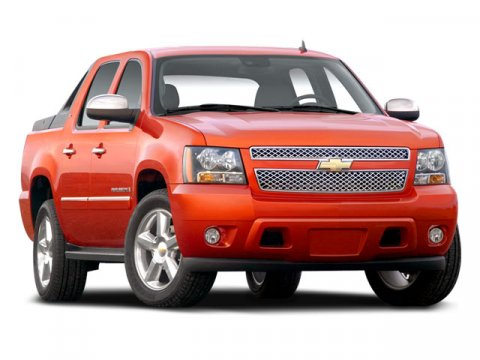 2009 Chevrolet Avalanche LT SPT UTIL 4D 5 1/4 FT