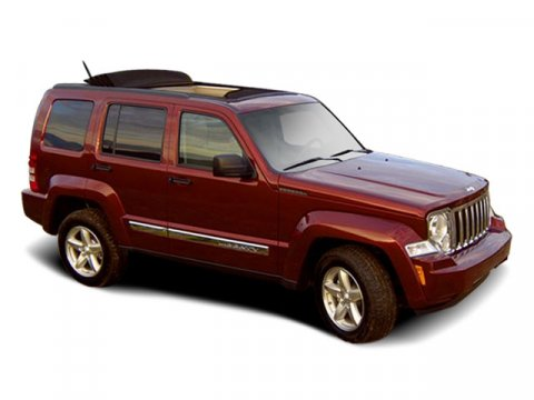 2009 Jeep Liberty Rocky Mountain