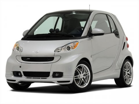 2009 Smart Fortwo 2DR CPE BRABUS