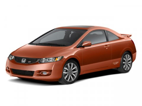 2010 Honda Civic Coupe Si