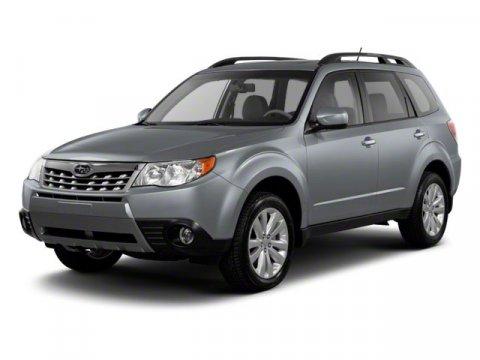 2011 Subaru Forester 2.5XT Premium