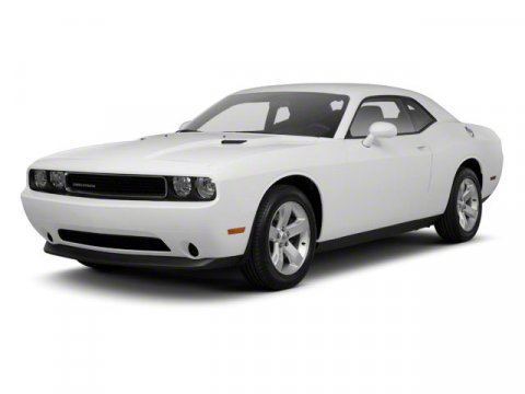 2012 Dodge Challenger 2DR CPE YELLOW JACKET