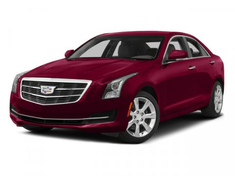 2015 Cadillac ATS Sedan Performance AWD