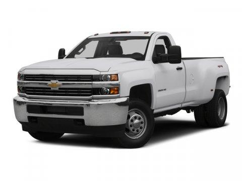 2015 Chevrolet Silverado Work Truck