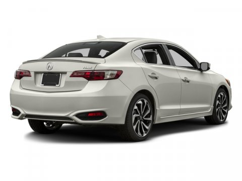 2016 Acura ILX with Premium/A-SPEC Pkg