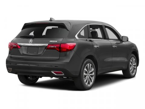 2016 Acura MDX with Tech