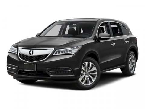 2016 Acura MDX with Tech/Entertainment