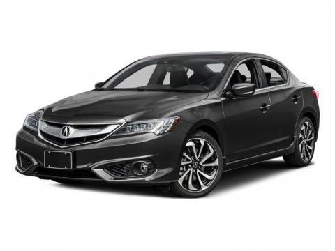 2016 Acura ILX with Technology Plus/A-SPEC Pkg