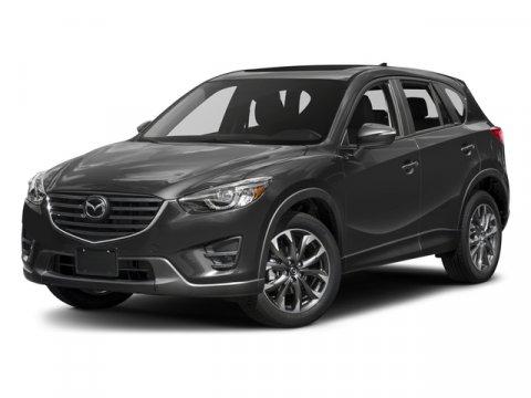 2016.5 Mazda CX-5 Grand Touring