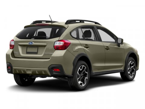 2017 Subaru Crosstrek 2.0i (M5)