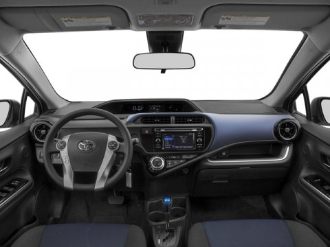 2017 Toyota Prius C Hybrid Three