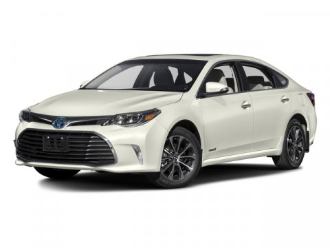 2017 Toyota Avalon Hybrid XLE Plus