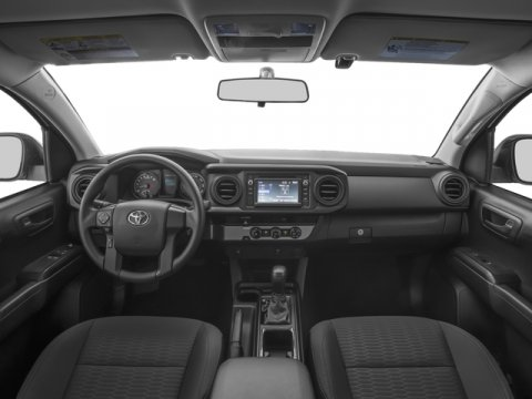 2017 Toyota Tacoma SR Access Cab 6' Bed I4 4x4 MT