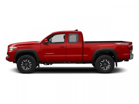 2017 Toyota Tacoma TRD Off Road Access Cab 6' Bed V6 4x4 AT