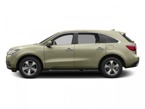 2015 Acura MDX MDX