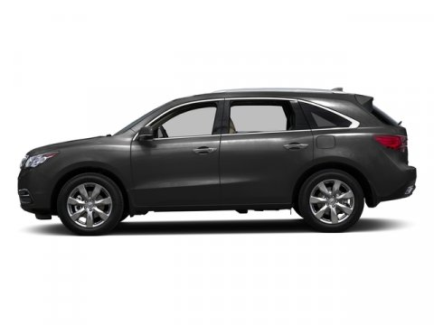 2016 Acura MDX with Advance