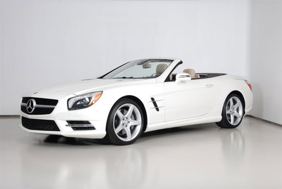 Mercedes-Benz SL 550
