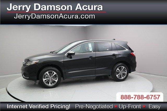 2017 Acura RDX w/Advance Pkg in Huntsville, AL | New Cars for Sale on EasyAutoSales.com
