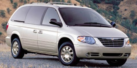 2006 Chrysler Town & Country SWB Oklahoma City