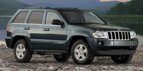 2007 Jeep Grand Cherokee Oklahoma City