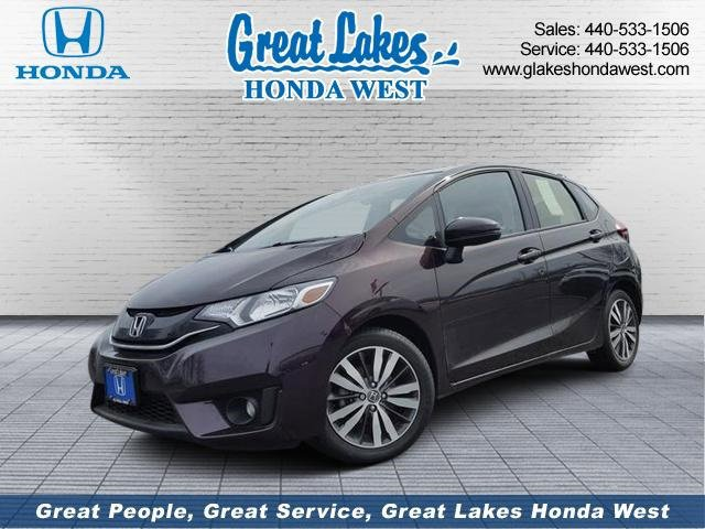 Used 2017 Honda Fit in Elyria, OH
