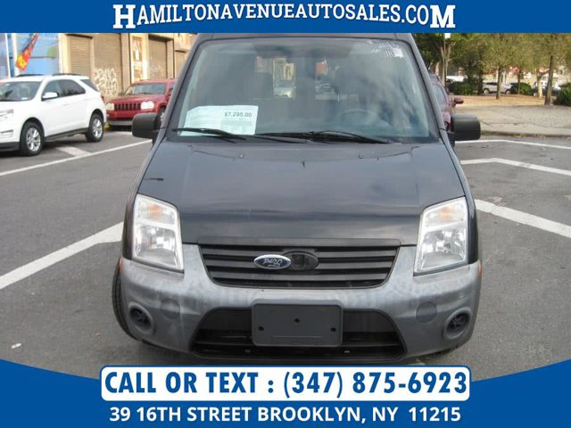 2013 Ford Transit Connect XL Front Wheel Drive Power Steering Front DiscRear Drum Brakes Wheel