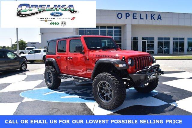 New 2019 Jeep Wrangler Unlimited in Opelika, AL