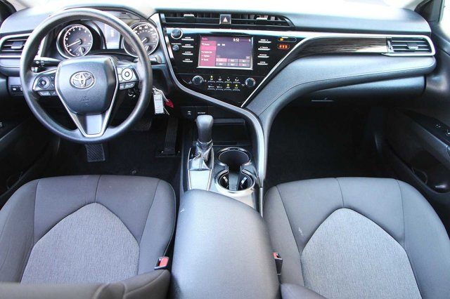 2018 Toyota Camry LE 14