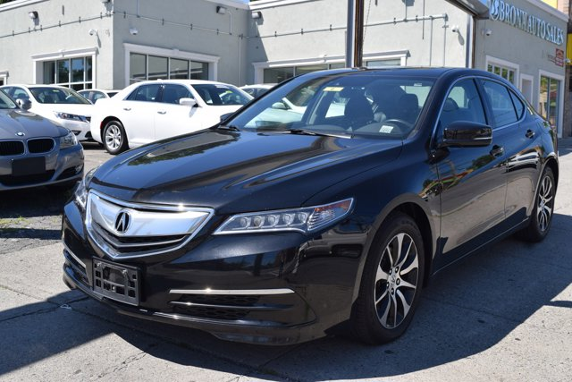2015 Acura TLX Tech Navigation Front Wheel Drive Power Steering ABS 4-Wheel Disc Brakes Brake A
