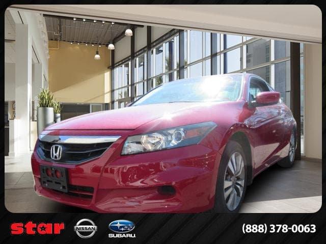 2012 Honda Accord Cpe EX-L 27806 miles VIN 1HGCS1B84CA023653 Stock  1319869708