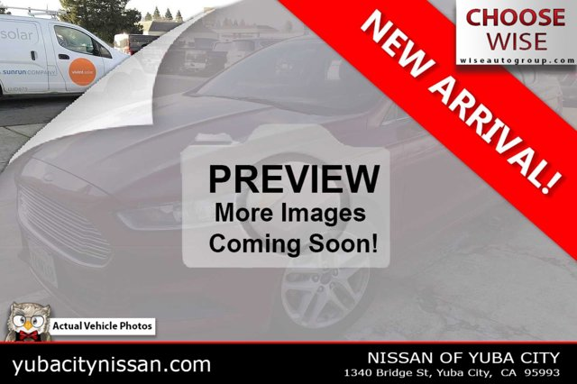 2016 Ford Fusion SE 4dr Sdn SE FWD Intercooled Turbo Regular Unleaded I-4 1.5 L/91 [1]