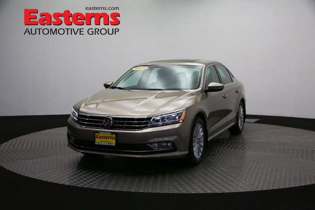 2016 Volkswagen Passat SE 4dr Car
