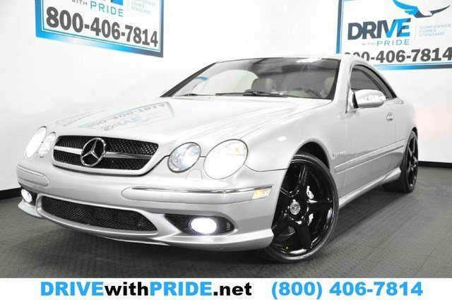 2005 Mercedes CL-Class 55L AMG Supercharged Traction Control Stability Control Rear Wheel Drive
