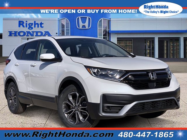 2020 Honda CR-V EX EX 2WD Intercooled Turbo Regular Unleaded I-4 1.5 L/91 [8]