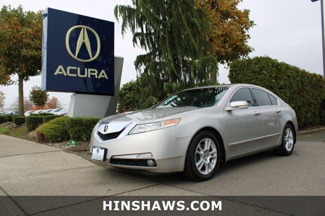2009 Acura TL Tech