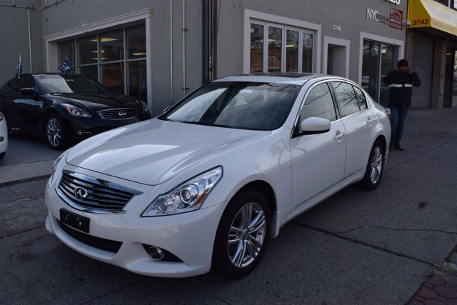 2013 Infiniti G37 Sedan x All Wheel Drive Tow Hooks Power Steering 4-Wheel Disc Brakes Aluminum
