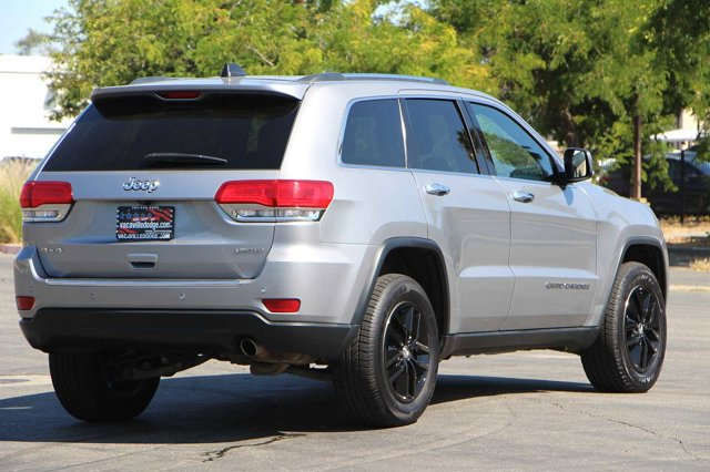 2018 Jeep Grand Cherokee Limited 4