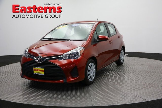 2017 Toyota Yaris for sale 120782 0
