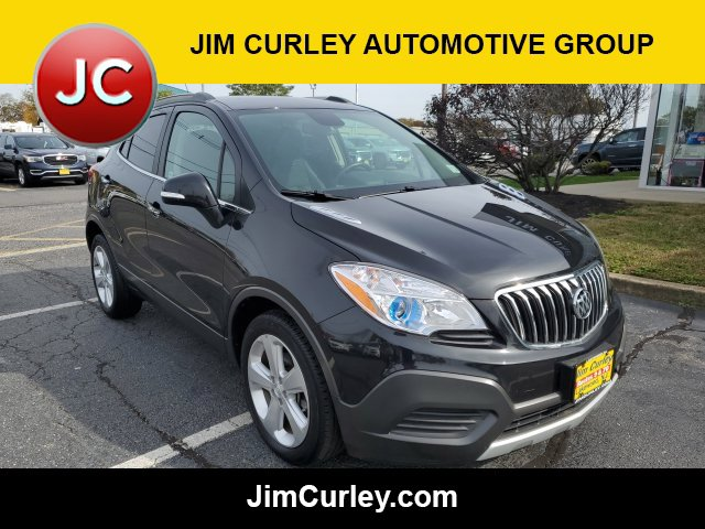 2016 Buick Encore Base 1SB PREFERRED EQUIPMENT GROUP  Includes Standard Equipment AUDIO SYSTEM  AM