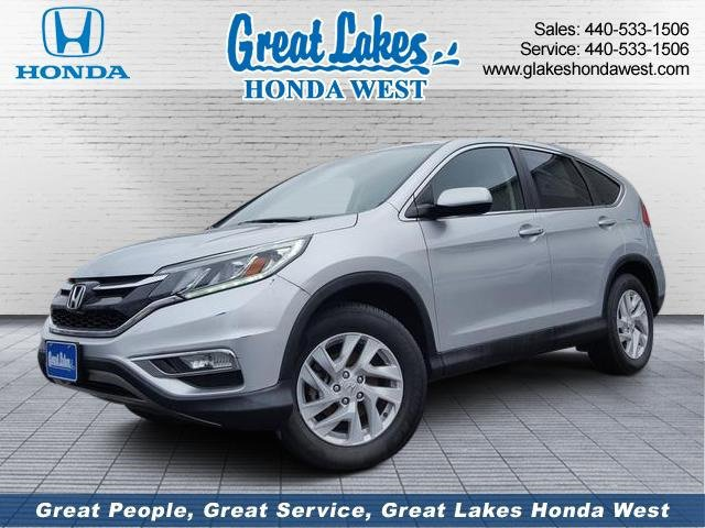 Used 2016 Honda CR-V in Elyria, OH