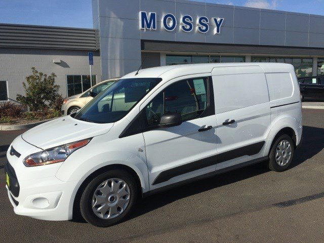 2017 Ford Transit Connect Van XLT Pre-Owned Front Wheel Drive Power Steering ABS 4-Wheel Disc Br