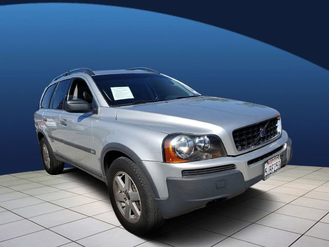 2004 Volvo XC90 25T SPORT UTILITY 4D Turbocharged Front Wheel Drive Air Suspension Tires - Fron